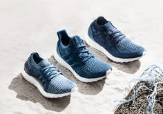 best service 7e769 0a789 Parley adidas Ultra Boost Collection Release Date