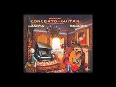 Claude Bolling & Alexandre Lagoya : Concerto for Classic Guitar & Jazz Piano Trio