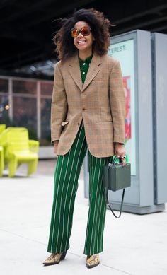 This German Editor Is 2017's New Street Style Darling via @WhoWhatWearUK