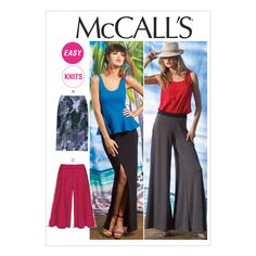 Misses' Skirts and Pants-XS-S-M Pattern | Jo-Ann
