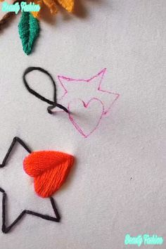 Easy 50 sewing hacks projects are offered on our internet site. Have a look and you wont be sorry you did. Creative Embroidery, Simple Embroidery, Learn Embroidery, Crewel Embroidery, Embroidery Ideas, French Knot Embroidery, Couture Embroidery, Embroidery Supplies, Japanese Embroidery