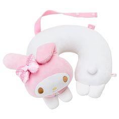 Rakuten My Melody Doll neck pillow: Sanrio online shop 2160 Yen