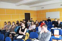 We wtorek nasi przedstawiciele, Daria Lewandowska i Kamil Stefańczak, opowiadali absolwentom i studentom Uniwersytetu Wrocławskiego o pracy w EIT+.