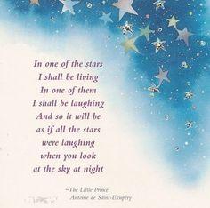 """""""The Little Prince"""" ~ Antoine de Saint-Exupéry"""
