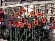 500 Poppies Project: poppy appeal