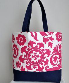 new beach bag...