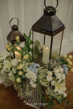 Pernikahan dengan Konsep Jawa Rustic di Balai Kartini -