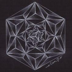 kristal zwart