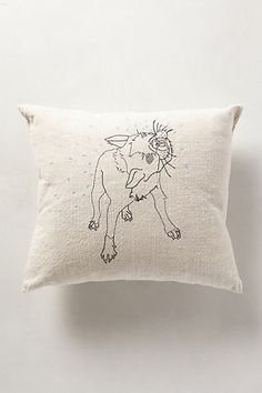 Shake & Splash Pillow - anthropologie.com