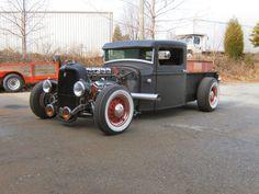 34 Ford Rat Rod truck