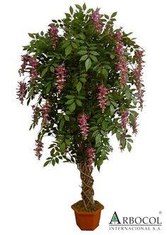 Flor Wisteria 14153  $245400    1.60 cms alto x 1.00 mt ancho