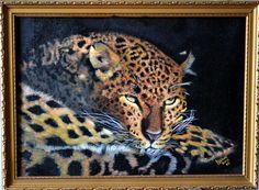 45. Leopárd
