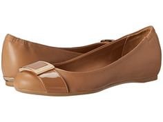 Calvin Klein Calvin Klein  Madeline Cameo Rose Sheep NappaPatent Womens Shoes for 44.99 at Im in!