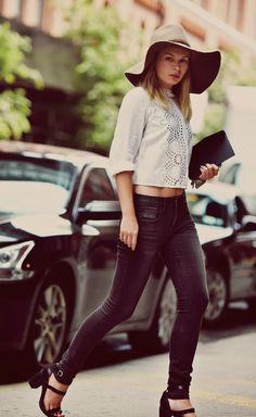 Urban chic at KG Street Style
