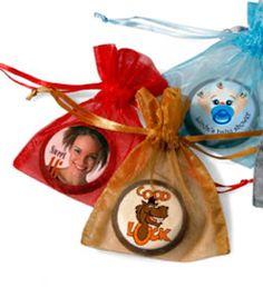 Organza Image Chocolate Coin Bag Chocolate Shapes, Chocolate Coins, Baptism Invitations, Baptism Favors, Chocolate Favors, Custom Chocolate, Coin Bag, Birthday Fun, Christening