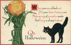 Vintage Halloween Images | Condition Free | Entirely Public Domain | HubPages