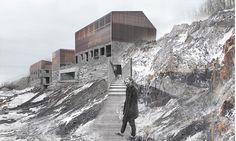 /Awards of Excellence 2014 | Mont Saint-Hilaire Quarry / Evelyne St-Jacques