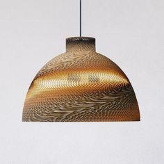 Cup40 lamp by Wishnya Design Studio