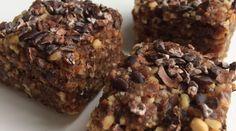Healthy bites met cacao en maca