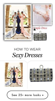 """Simpledress 27"" by minka-989 on Polyvore featuring simpledress"