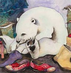 Can You See a Little Bear by James Mayhew  illustrated by Jackie Morris