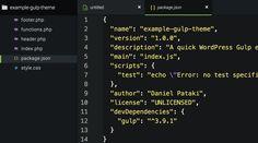 Advanced #WordPress Development: Using Gulp to Streamline Your Workflow