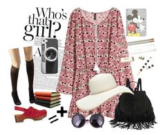 """""""Back to school: new packback"""" by myenglishmood on Polyvore"""