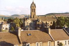 Town Impressions | Royal Burgh of Peebles, Sheriff Court