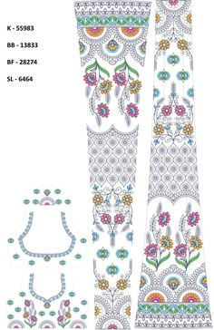 Latest Bridal Lehenga Design / Lehenga Choli Designs Download Embroidery Design From EMBCART Mobile application