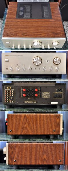 Room Acoustics, Sound Stage, Audio Room, Stereo Amplifier, Tape Recorder, High End Audio, Hifi Audio, Wooden Case, Tecnologia