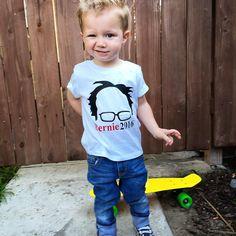 Skateboarding pirates for Bernie  #ConsciousKids |http://ift.tt/1VcQRiv