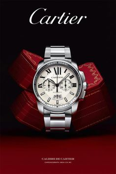 Calibre de Cartier....