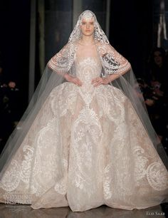 Elie Saab Spring/Summer 2013 haute couture collection