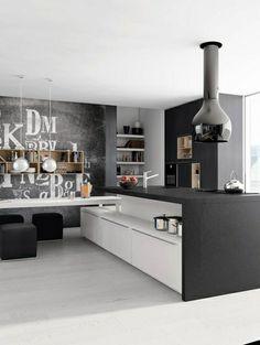 Keuken: Comprex Forma Young Lifestyle  - Comprex: Italiaans keukendesign