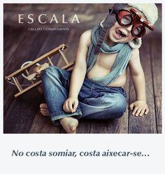 Ja podeu començar a somiar. Moments Escala.  #escalasabates #sabates #zapatos #calzado #moda #escalamoments