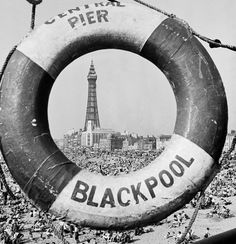 At the beginning of the 19th century, Blackpool was a small village with fewer than 500 inhabitants. A century later, it offered three piers and more than 20,000 theatre seats each night – only London could match the variety of shows on offer. Here is photographer John Gay's shot of the tower and beach from 1949.