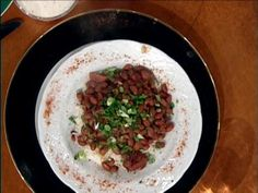 Joel cooks this Red Beans and Rice :: would be a good make-ahead #freezermeal