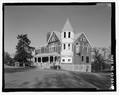 National Home for Disabled Volunteer Soldiers Western Branch, Ward Memorial Building, Franklin Avenue, southeast of Intersection with Rowland Avenue, Leavenworth, Leavenworth County, KS