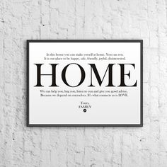 Black and white decorative poster of Polish brand - DekoSign. It's a way for design modern interiors combined with the expression of your personality an Poster Decorations, Black And White Interior, H Design, Garden Shop, Hug You, Listening To You, Good Advice, White Interiors, Modern Interiors