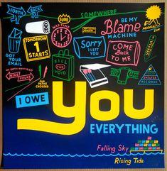 Image of I Owe You Everything (Embelished)