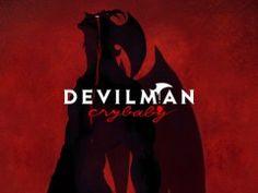 Netflix Anime 'Devilman: crybaby' Gets New Key Visual