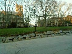 La Salle University  *1900 W. Olney Avenue  *Philadelphia, PA 19141 *www.kings.edu/academiscs/mcgowan.htm *elizabethlott@kings.edu