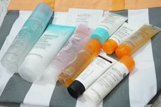 Review of the Sanctuary Spa Ultimate Summer Escape Gift Set - a beach bag packed with Sanctuary Spa products to get your skin summer ready.