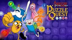 Adventure Time Puzzle Quest Mod Apk (Unlimited Money + Unlimited HP + Unlimited Damage)