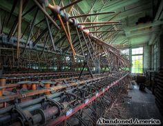 Klotz Throwing Mill, Lonaconing MD - Matthew Christopher Murray's Abandoned America