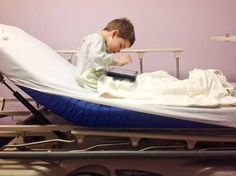 Pediatric Surgery: the MUST HAVE item by Wrinkled Mommy- truth- gotta update the iPad Mom Brain, Special Needs Mom, Surgery Recovery, After Surgery, Must Have Items, Childrens Hospital, Pediatrics, Childcare, Parenting Hacks
