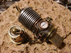 steampunk USB-stick