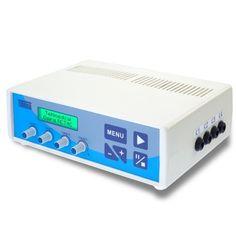 Electroestimulador Ondas Rusas  Cuadradas  tens 8 Electrodos