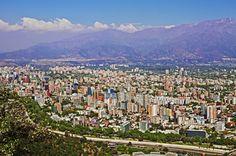 チリ・サンティアゴ  安く住める11の街