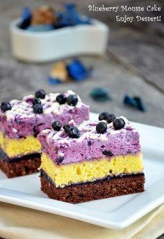 si au o aroma aparte iar culoarea pe care o confera […] Dessert Cake Recipes, Sweets Recipes, No Bake Desserts, Romanian Desserts, Delicious Deserts, Something Sweet, No Bake Cake, Sweet Treats, Cheesecake